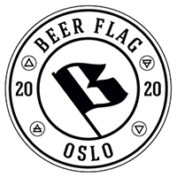 BEER FLAG SQR